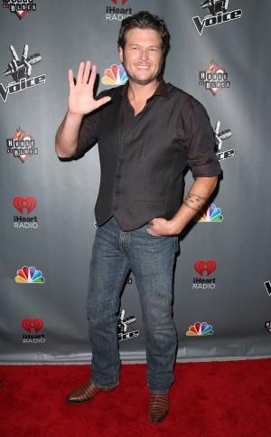 1. Blake Shelton