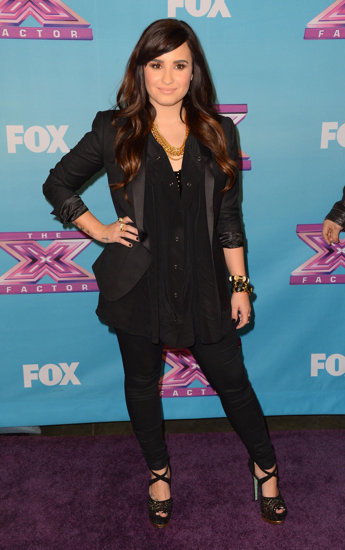 7. Demi Lovato