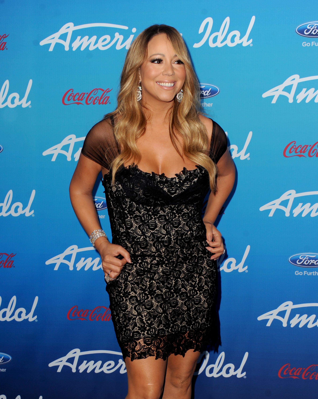 12. Mariah Carey