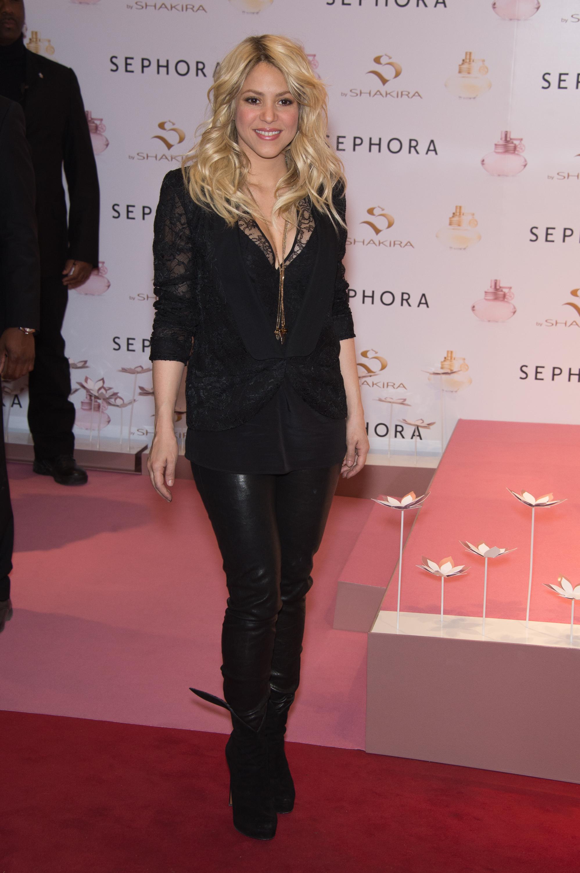 6. Shakira