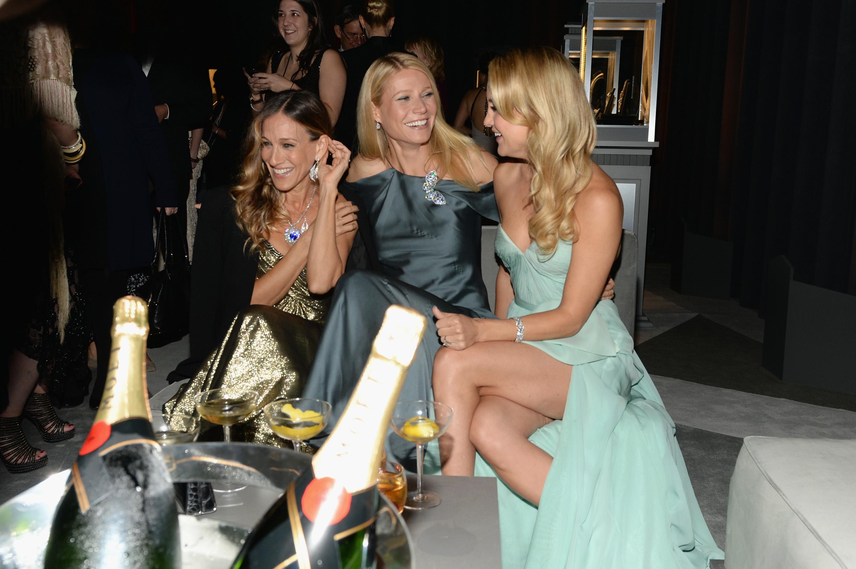 Sarah Jessica Parker, Gwyneth Paltrow & Kate Hudson