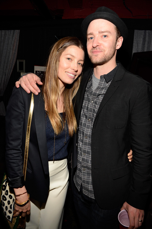 Jessica Biel & Justin Timberlake