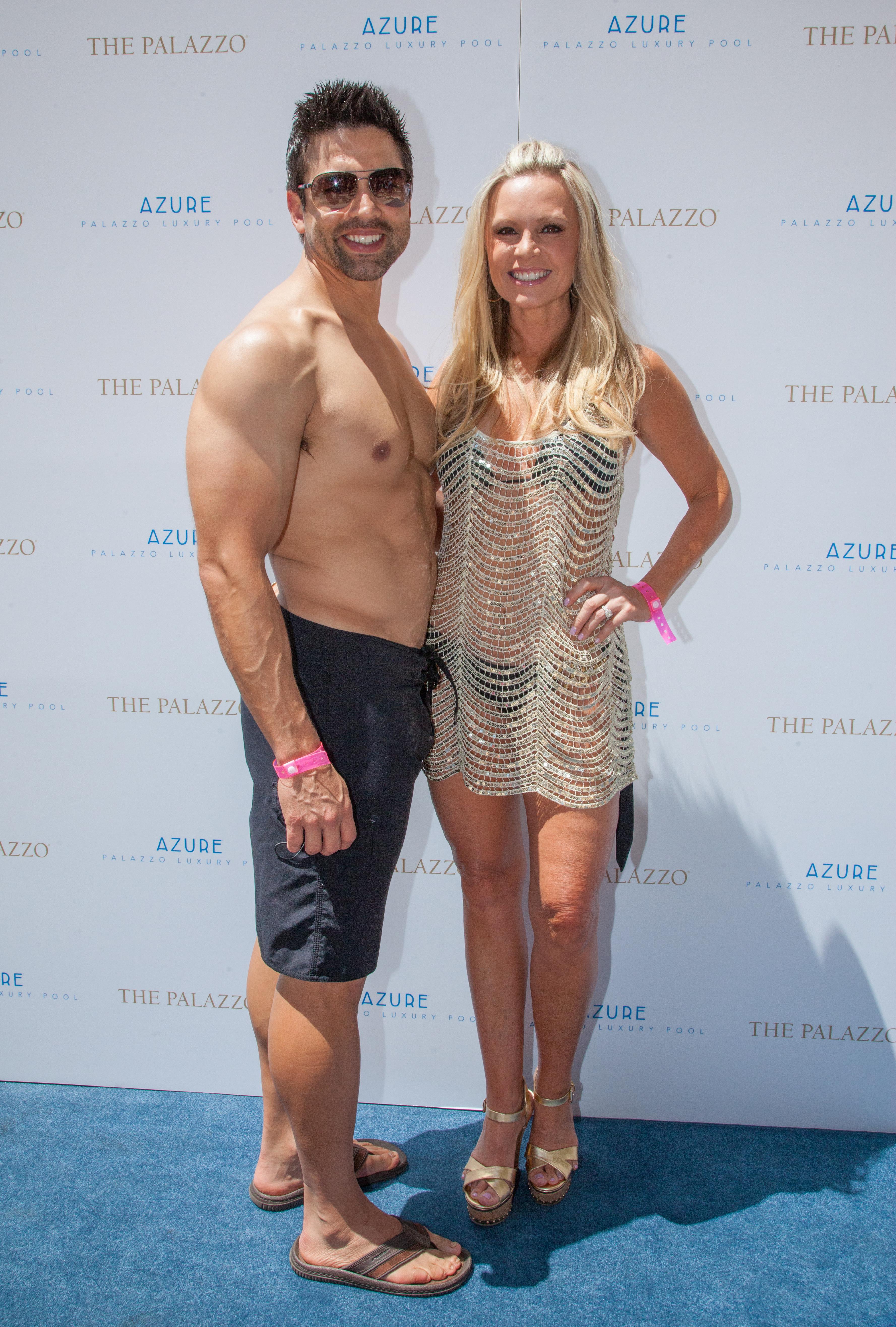 Eddie Judge & Tamra Bowry