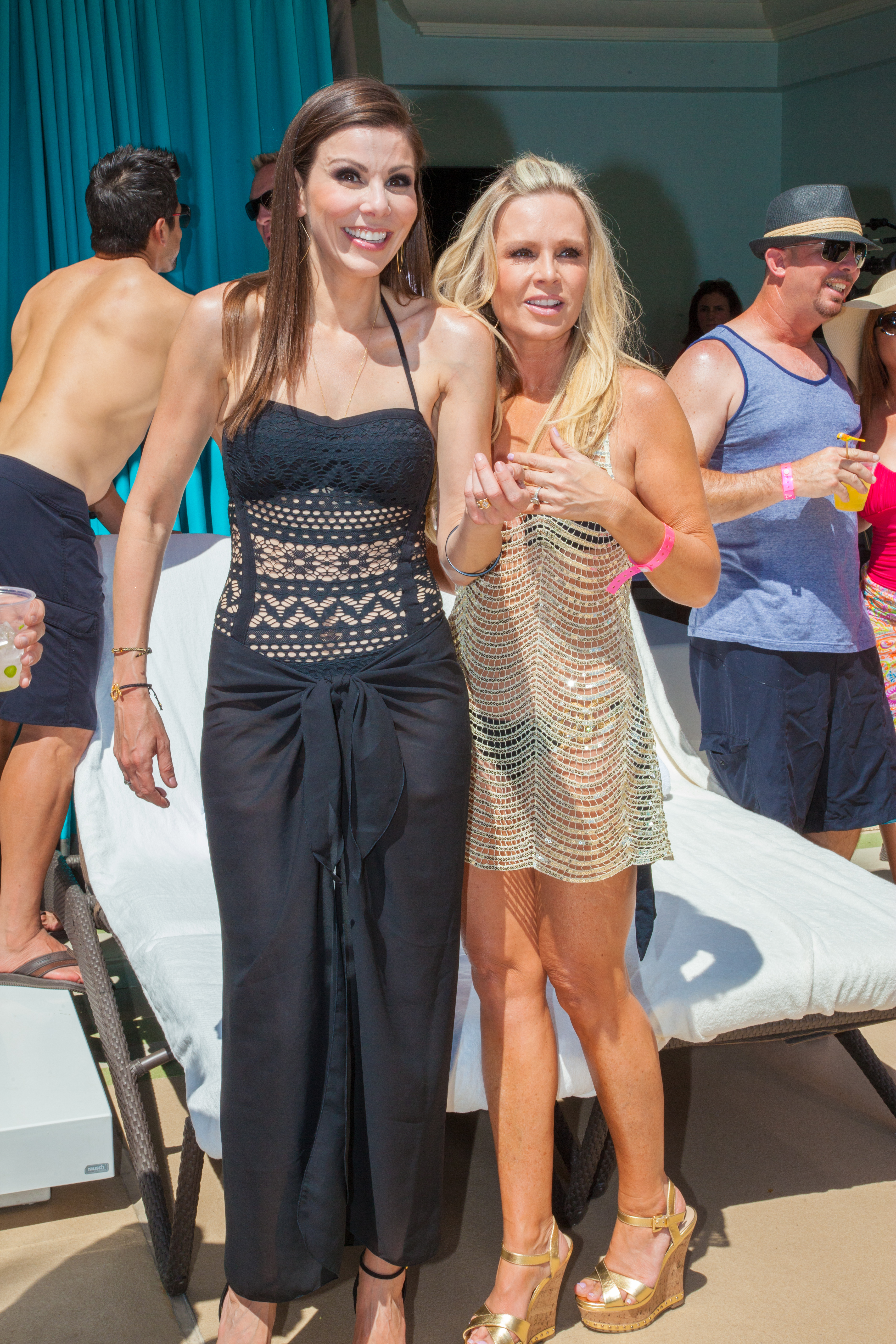 Heather Dubrow & Tamra Barney