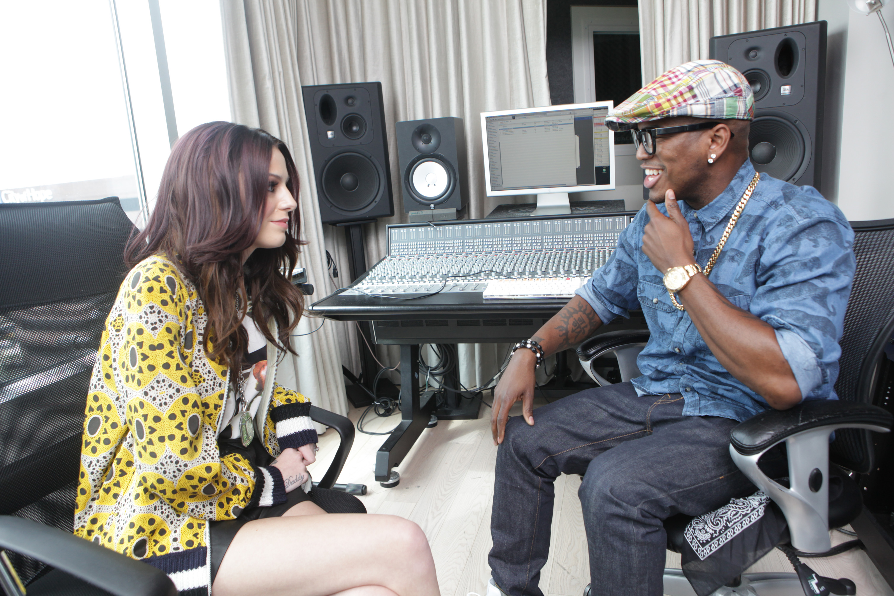 Ne-Yo & Cher Lloyd