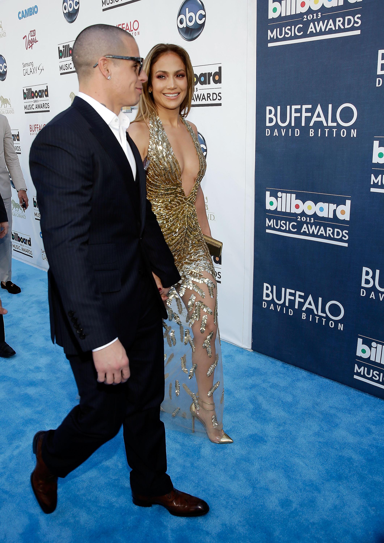 Jennifer Lopez & Casper Smart