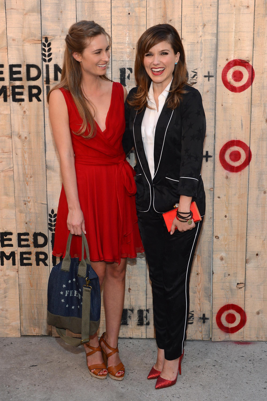 Lauren Bush Lauren & Sophia Bush