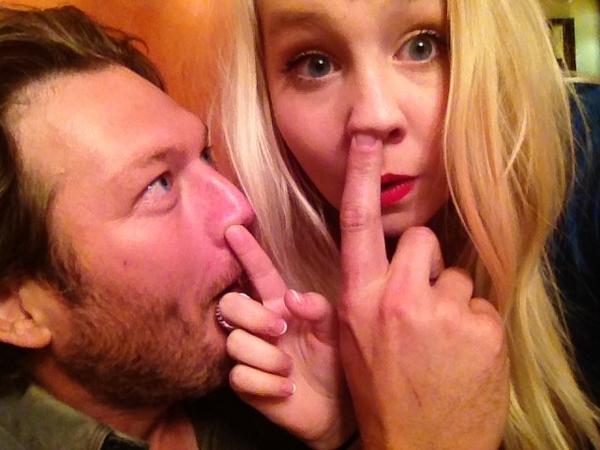 Blake Shelton & RaeLYnn