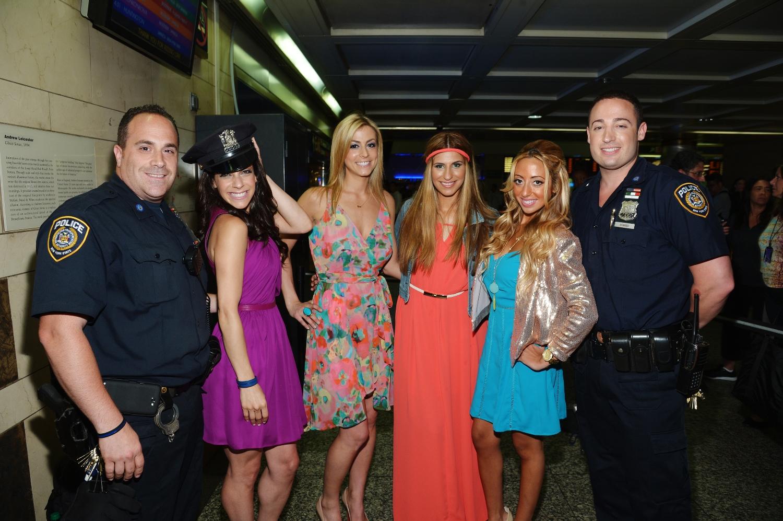 Cast of 'Long Island Princesses'