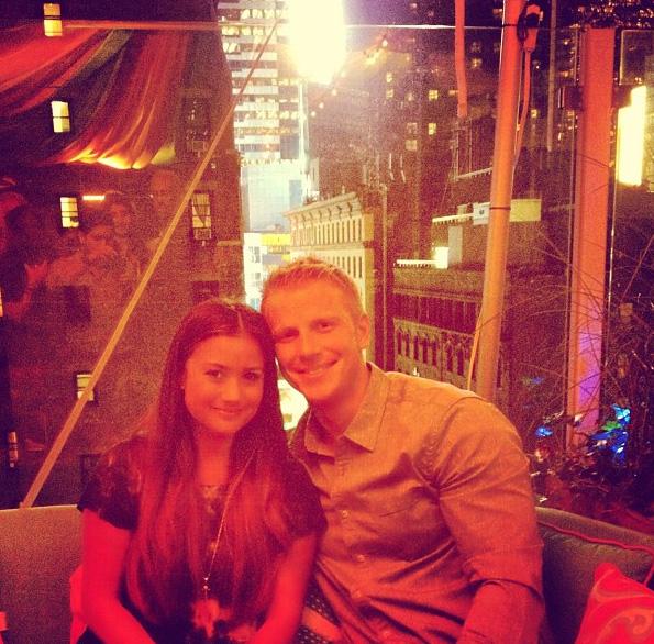 Catherine Giudici & Sean Lowe