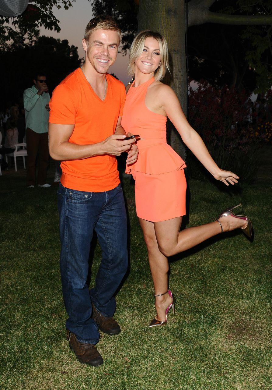 Derek & Julianne Hough