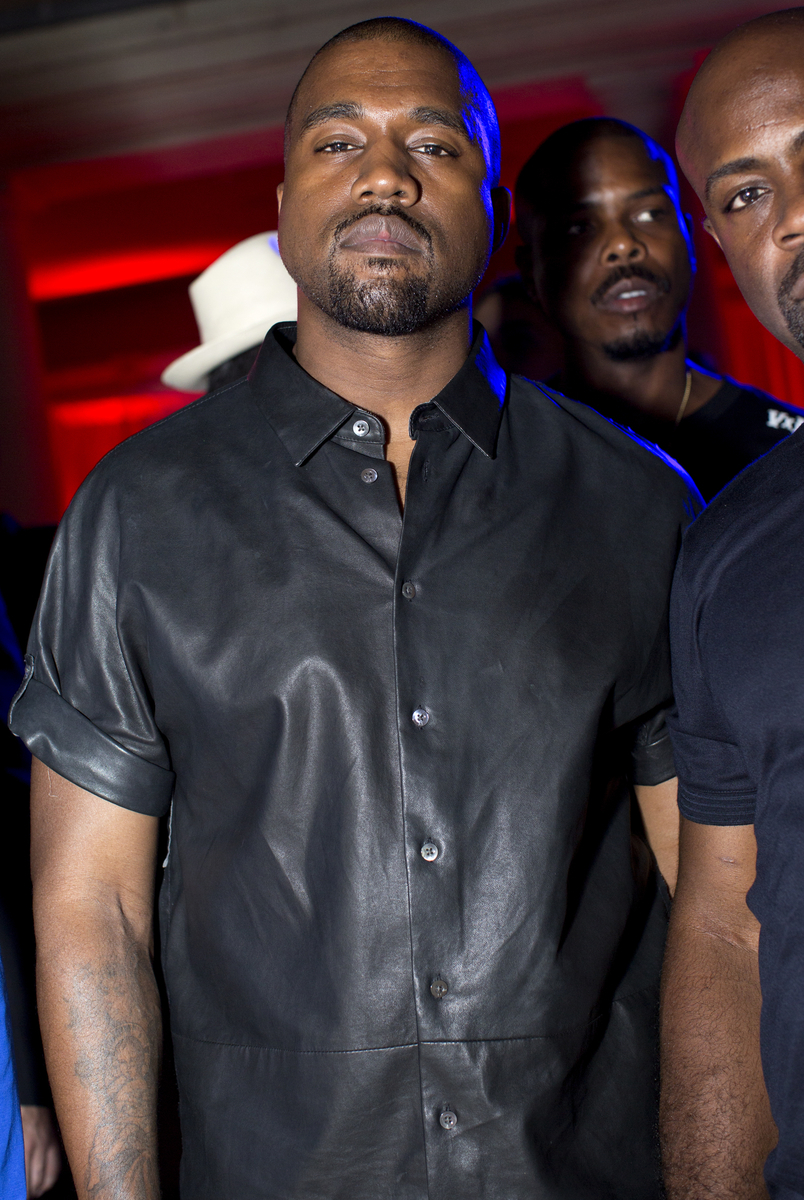 Kanye West attended, Jamie Foxx's BET after party