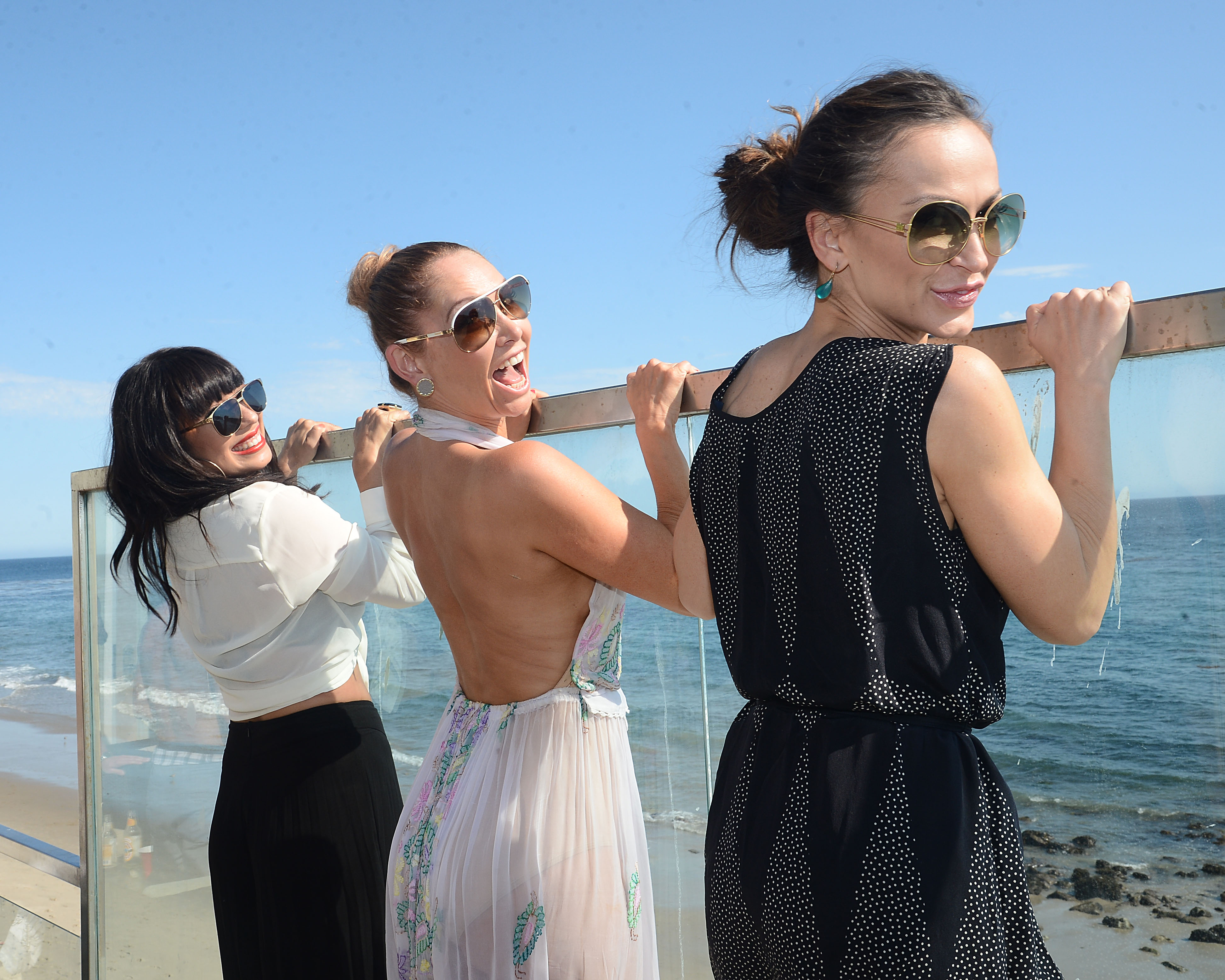 Cheryl Burke, Kym Johnson & Karina Smirnoff