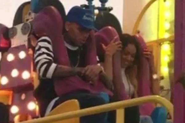 Chris Brown & Karrueche Tran