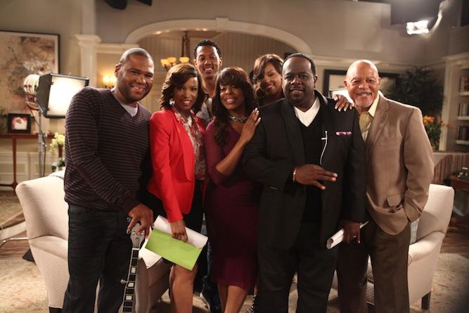 Cast of TV Land's 'Soul Man'