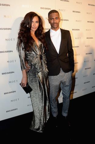 Naya Rivera & Big Sean