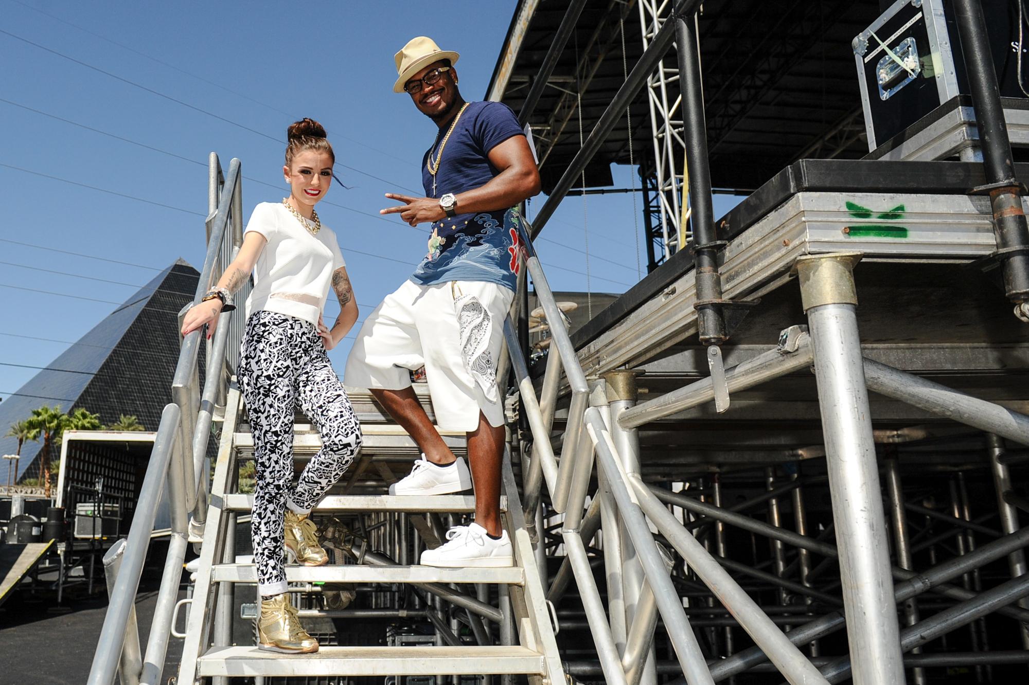 Cher Lloyd & Ne-Yo