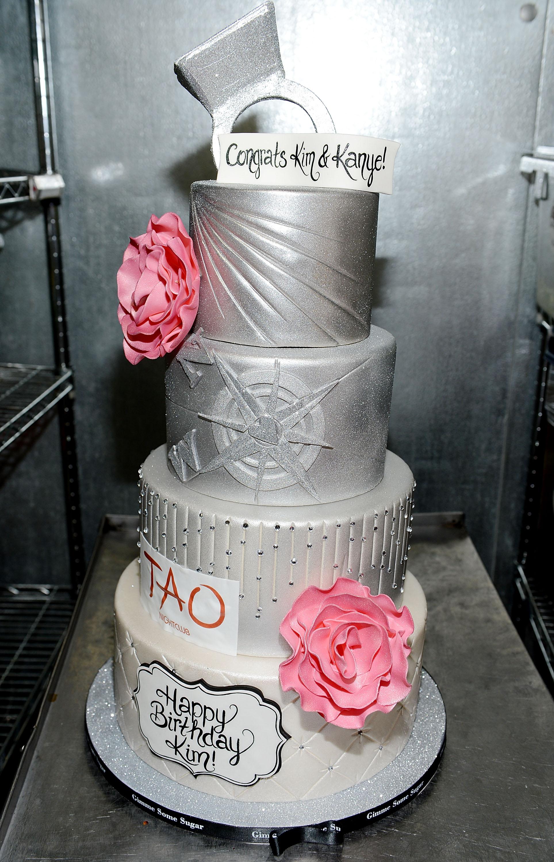 Kim Kardashian's Birthday Cake