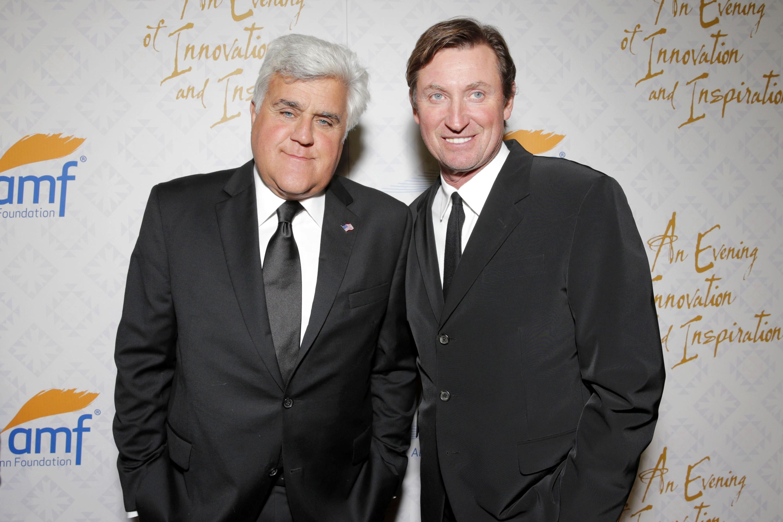 Jay Leno & Wayne Gretzky