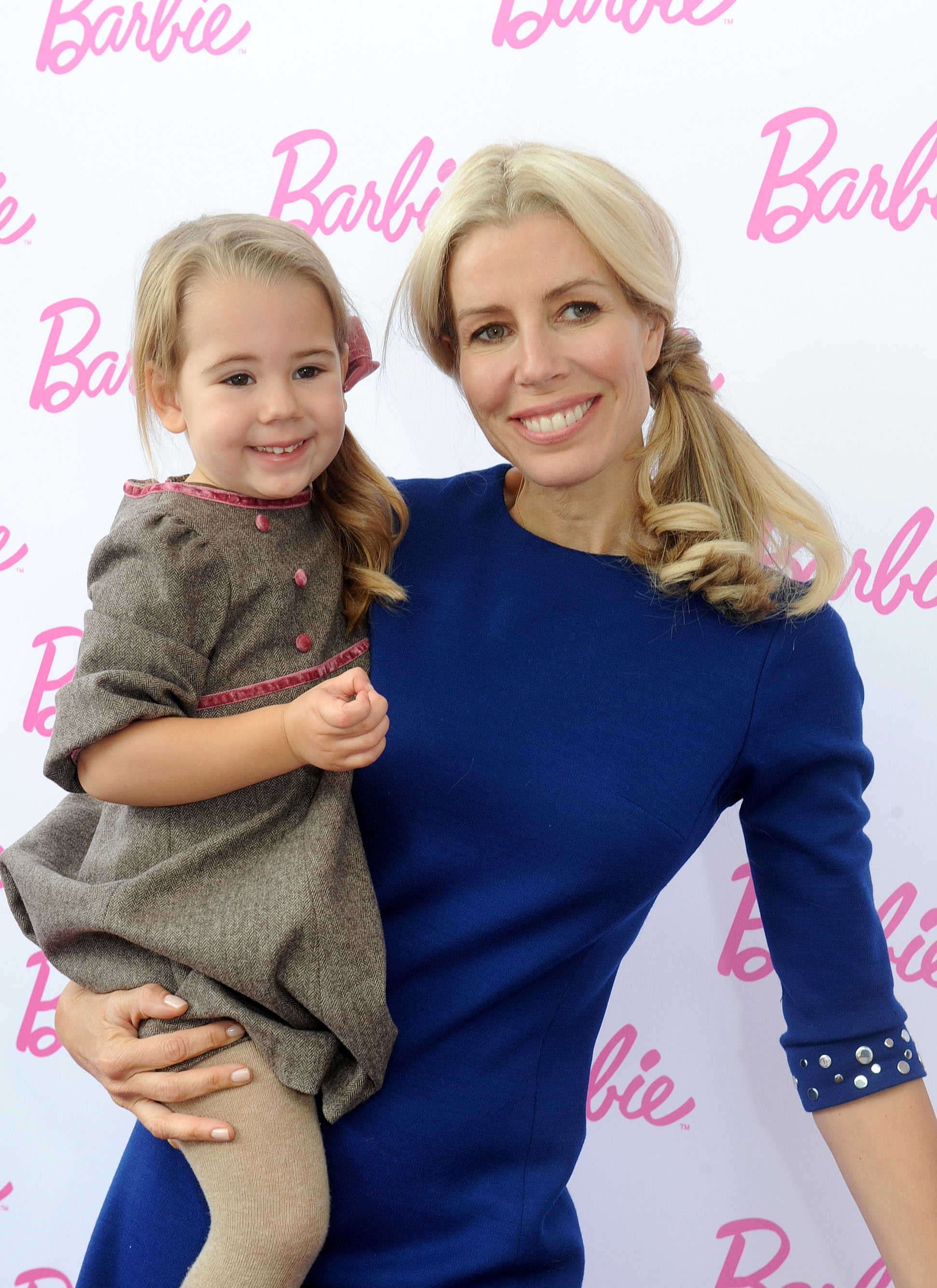 Aviva Drescher & her Daughter, Sienna