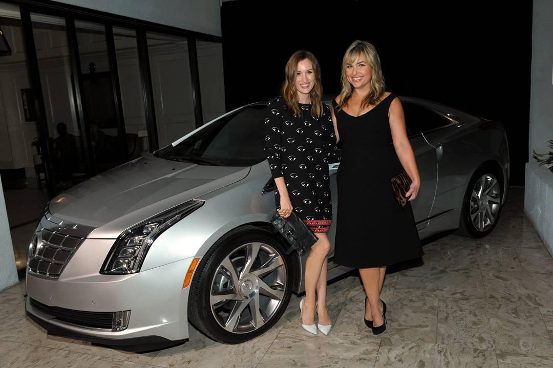 Katherine Power &  Hillary Kerr