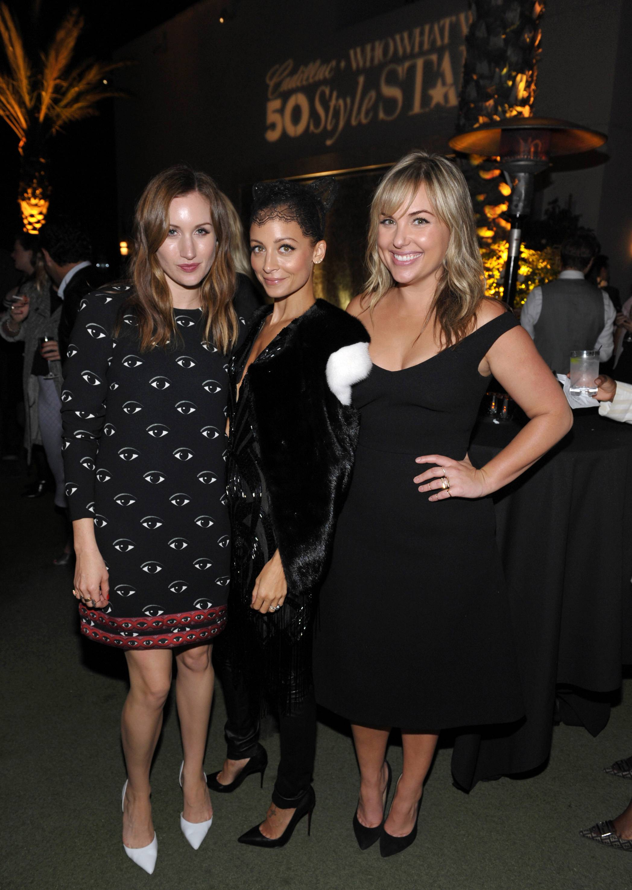 Katherine Power, Hillary Kerr & Nicole Richie