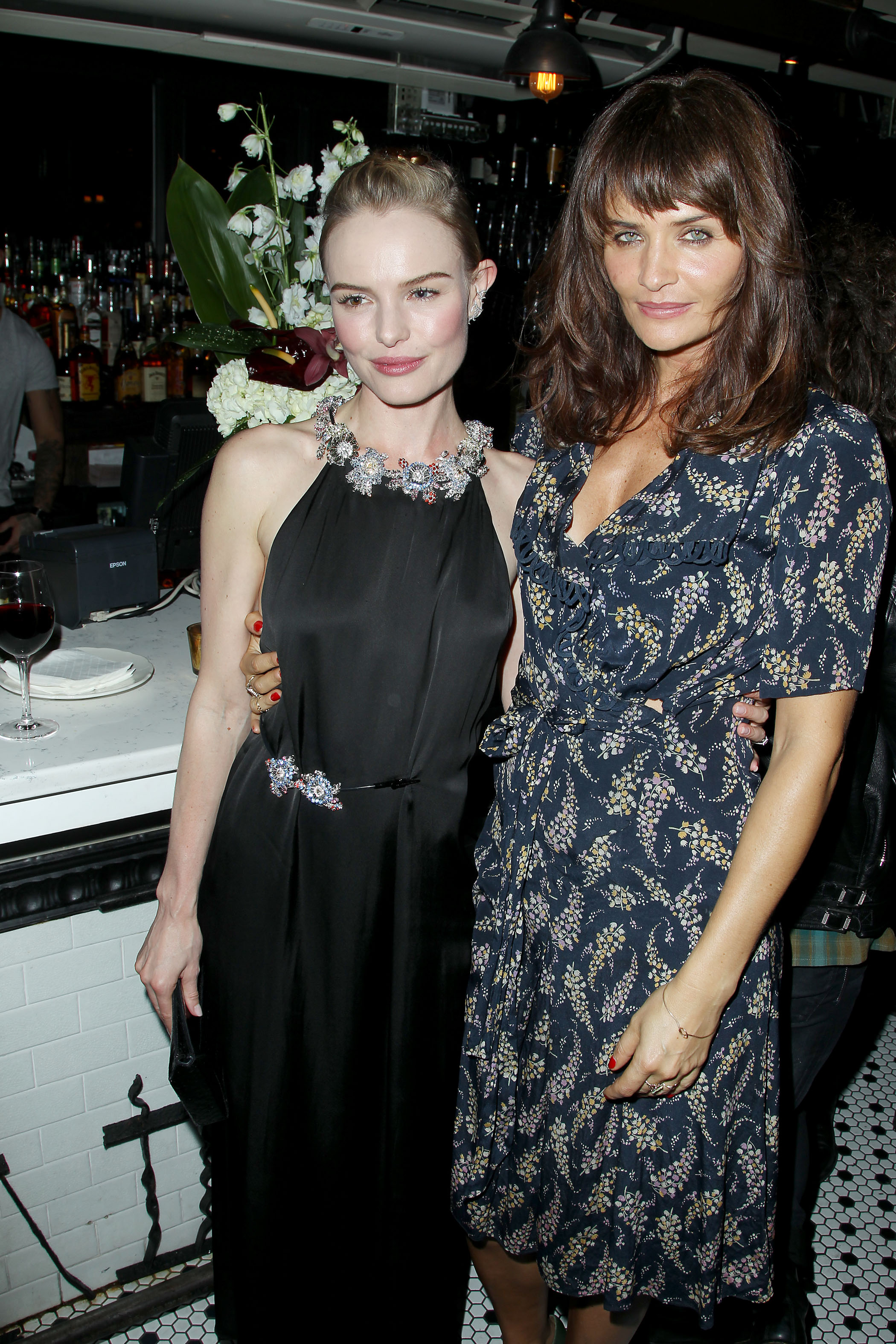Kate Bosworth & Helena Christensen