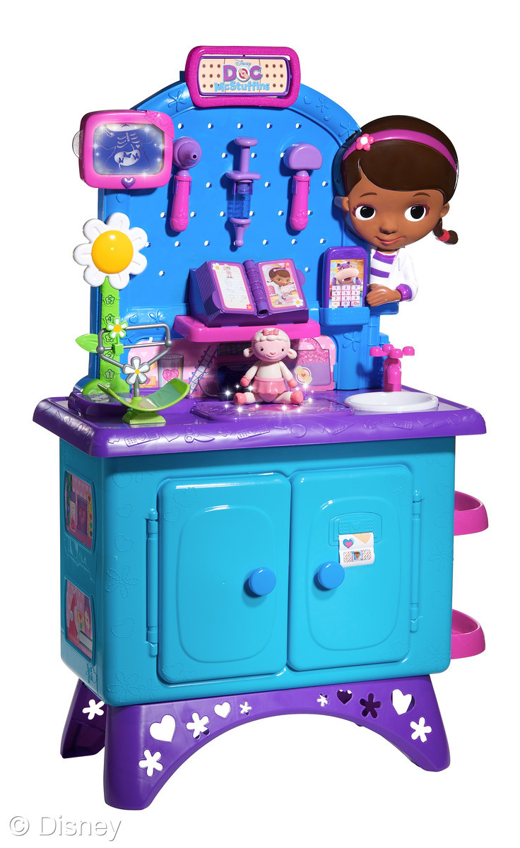 Doc McStuffins Get Better Check Up Center
