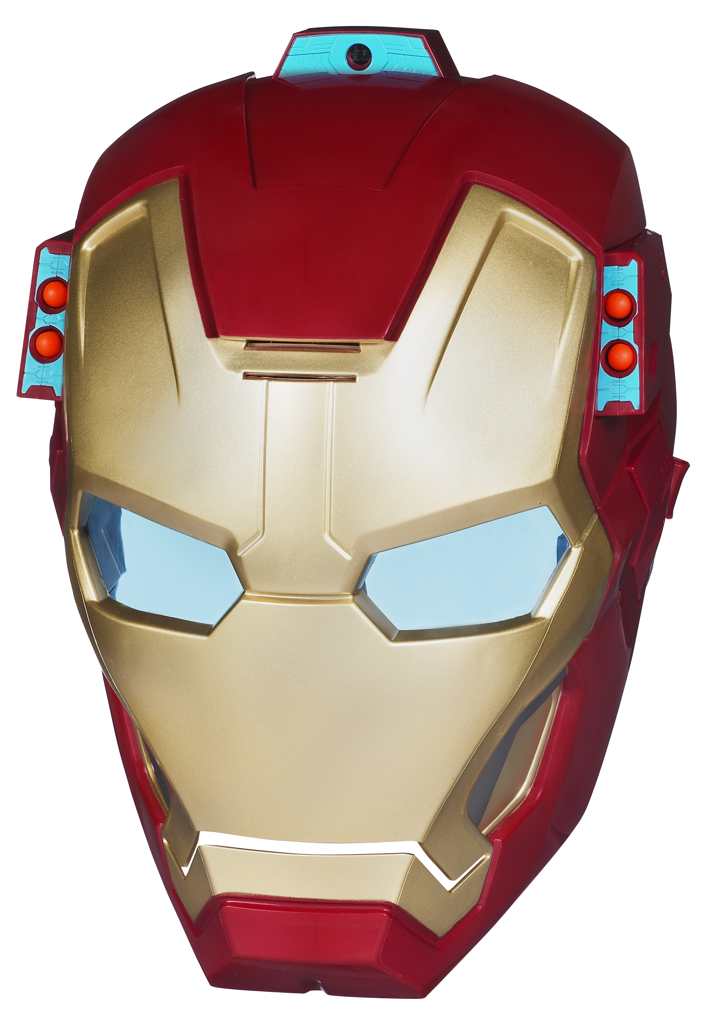 Marvel Iron Man 3 Arc FX Mission Mask from Hasbro