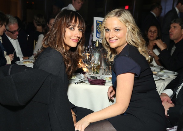Rashida Jones & Amy Poehler