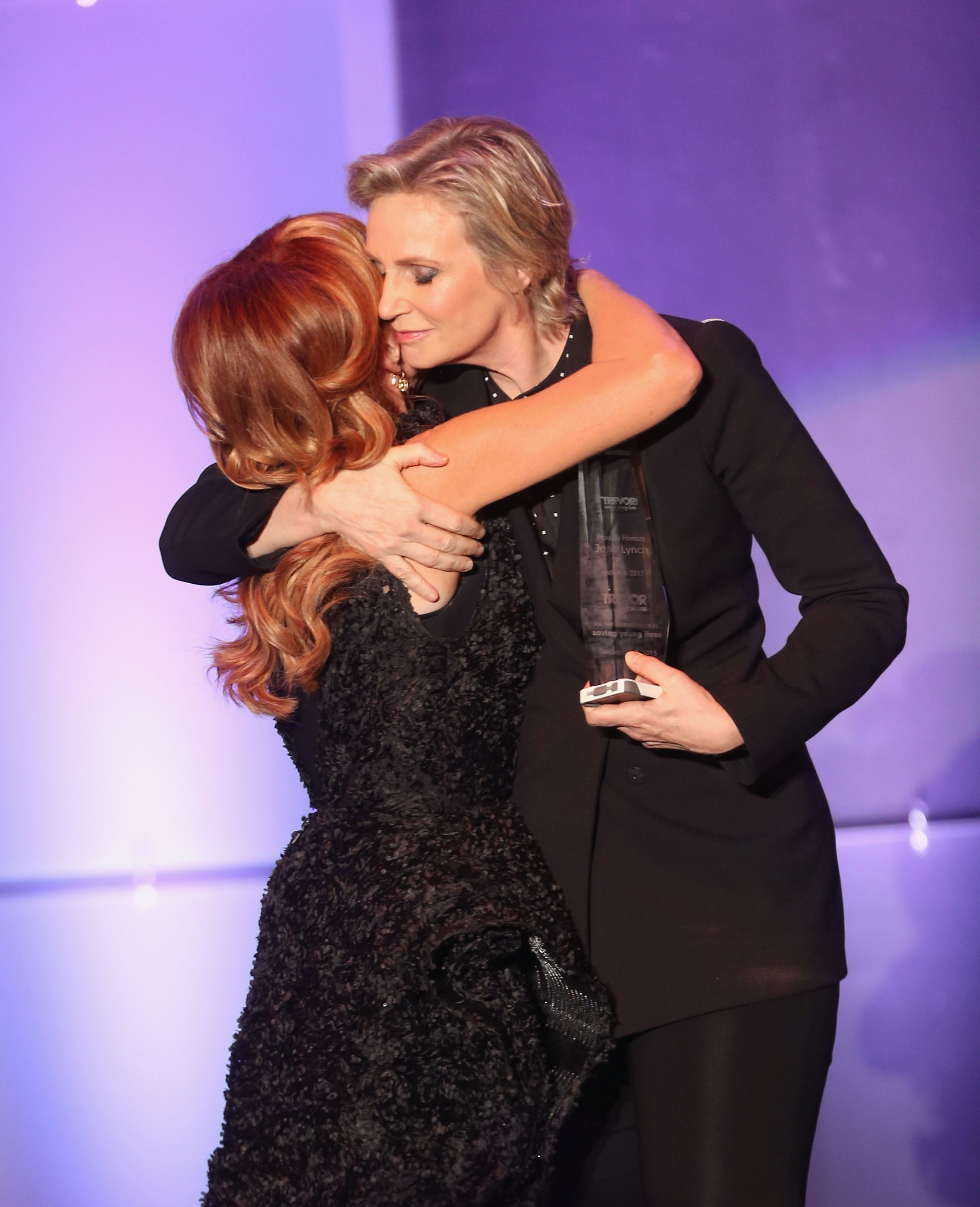 Kathy Griffin & Jane Lynch