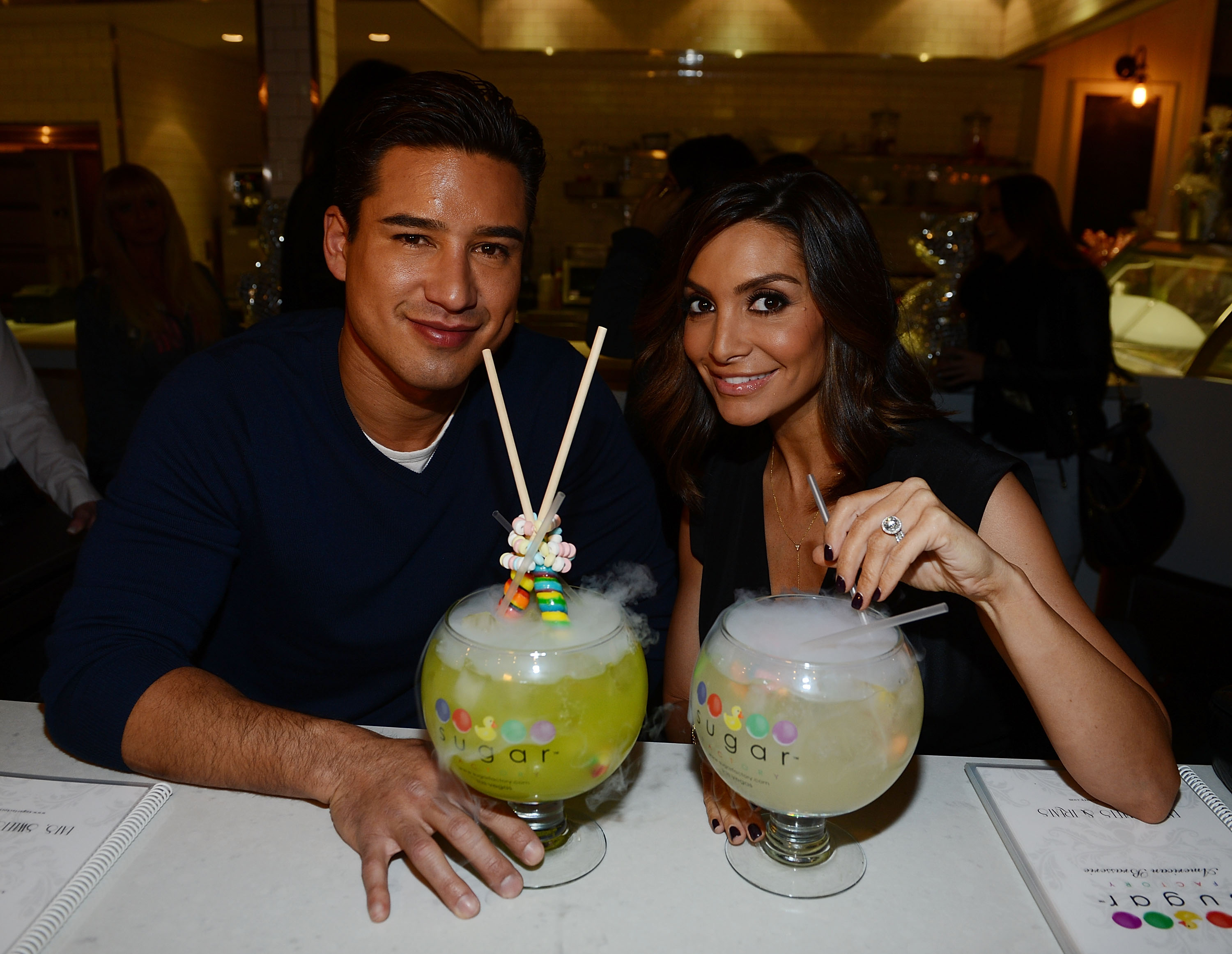 Mario & Courtney Lopez