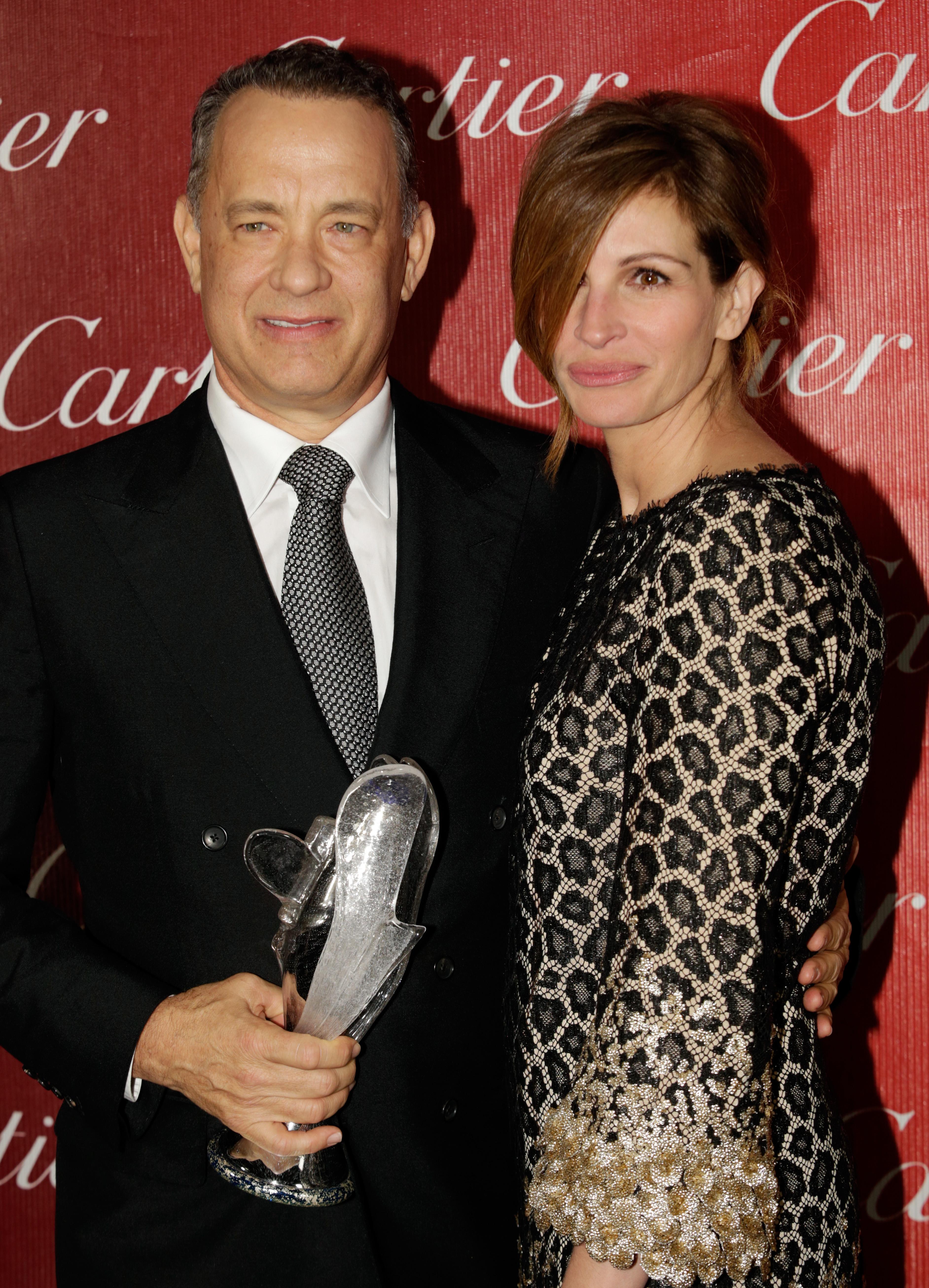 Tom Hanks & Julia Roberts