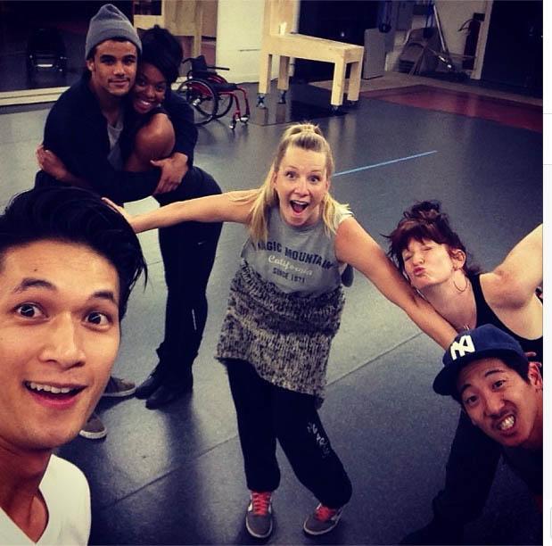 'Glee' Cast Members