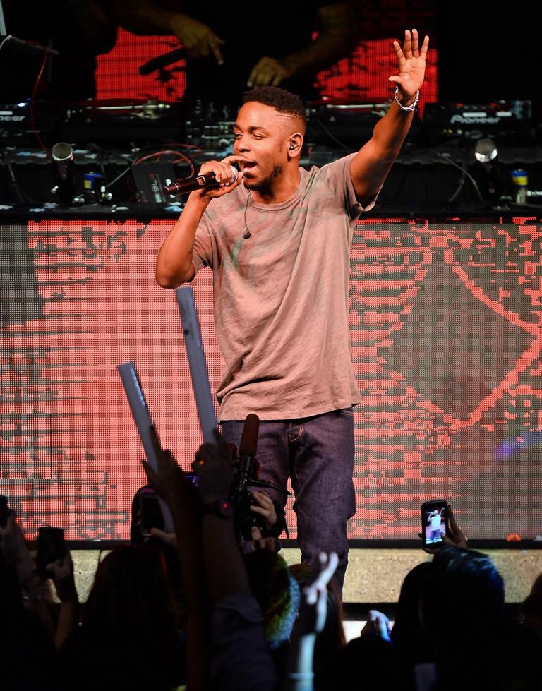 Kendrick Lamar | Star Magazine