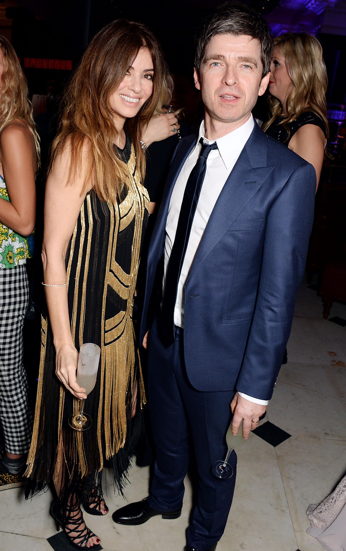 Sarah McDonald & Noel Gallagher
