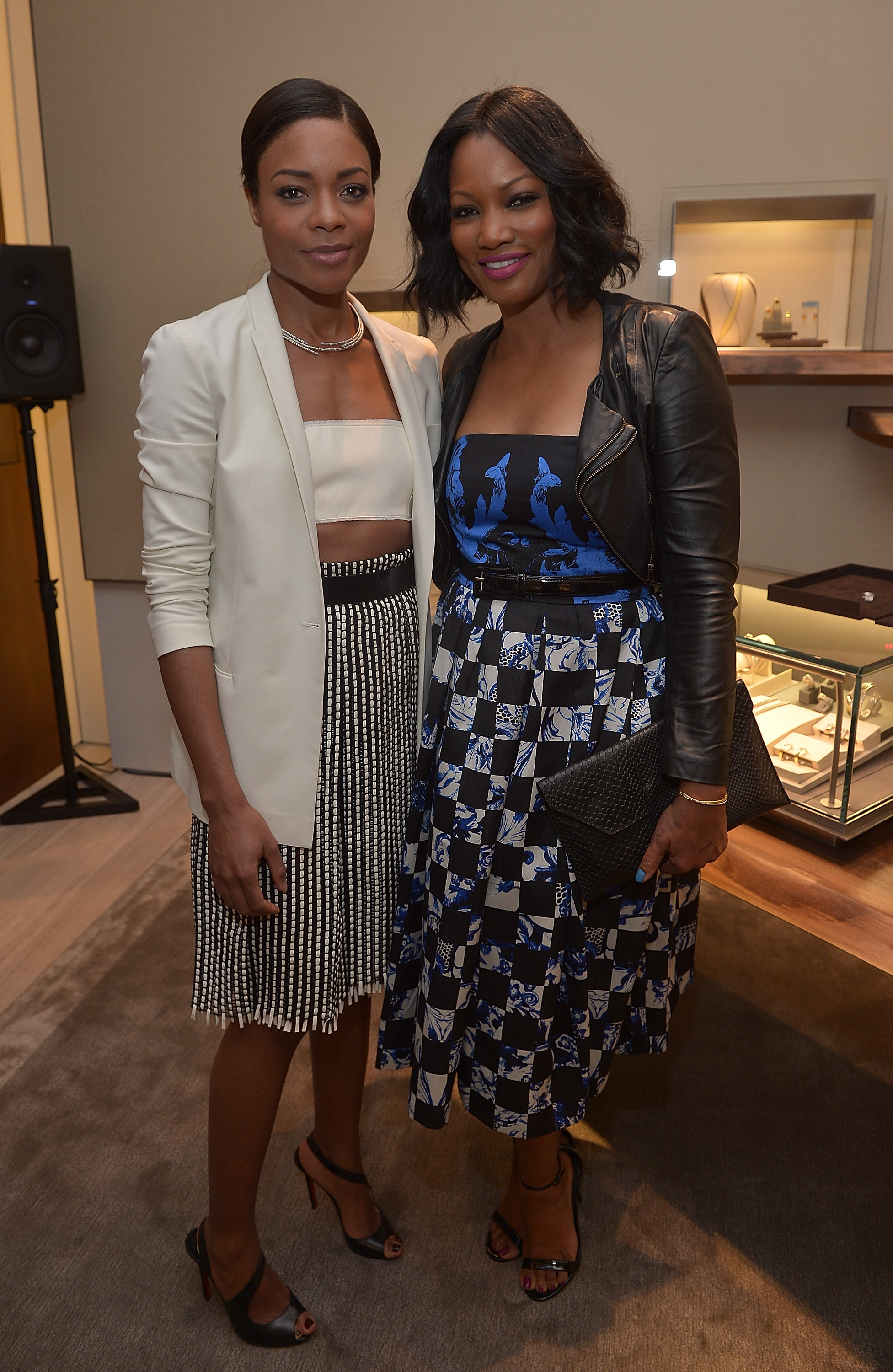 Naomie Harris & Garcelle Beauvais