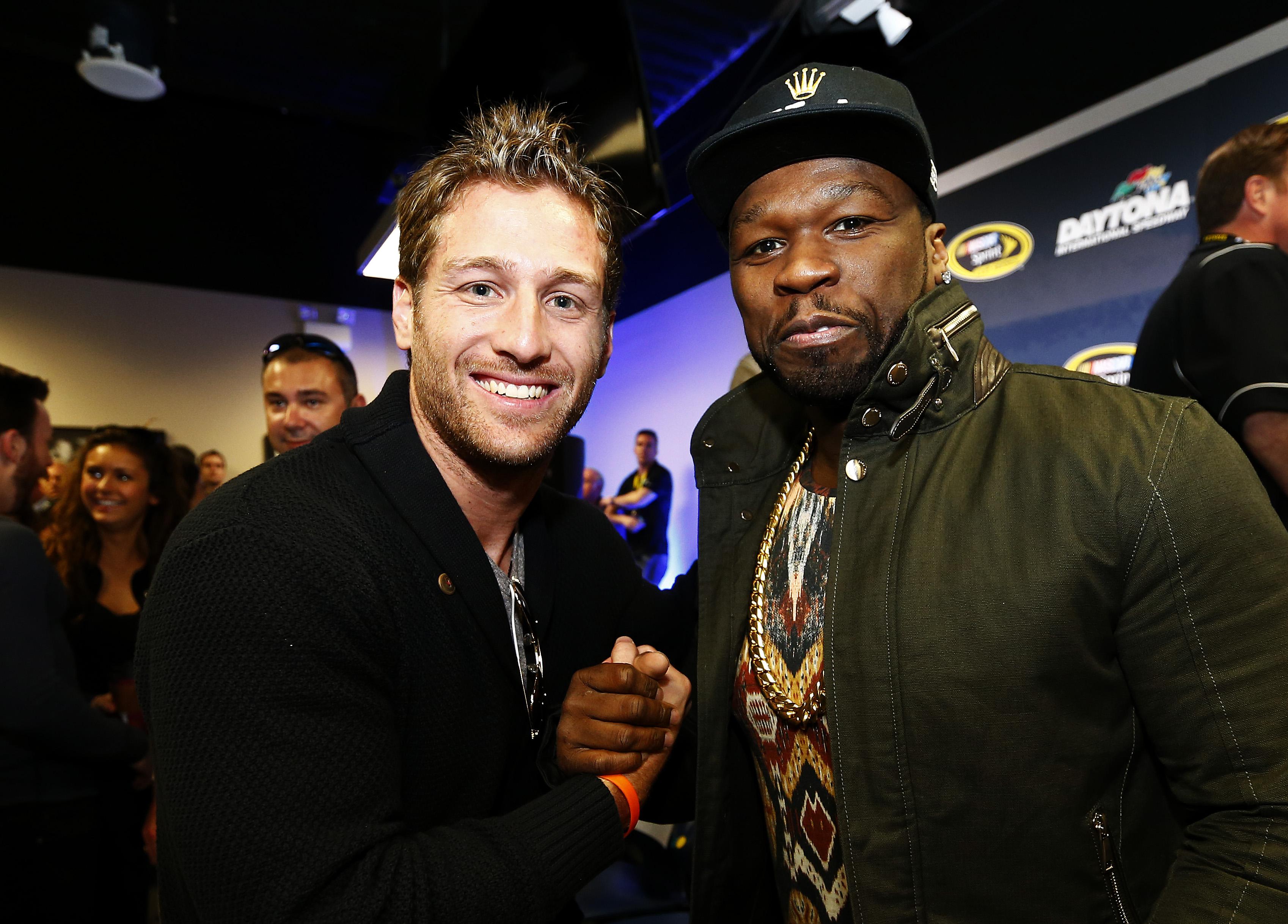 Juan Pablo Galavis & 50 Cent