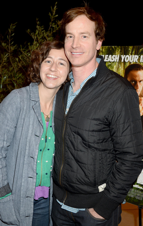 Kristen Schaal & Rob Huebel