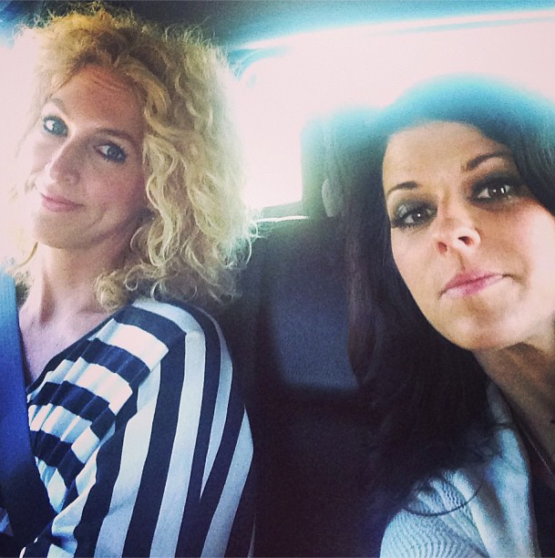 Little Big Town's Karen Fairchild & Kimberly Schlapman