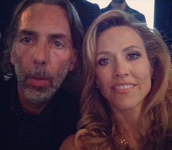 Sheryl Crow with Scooter Weintraub