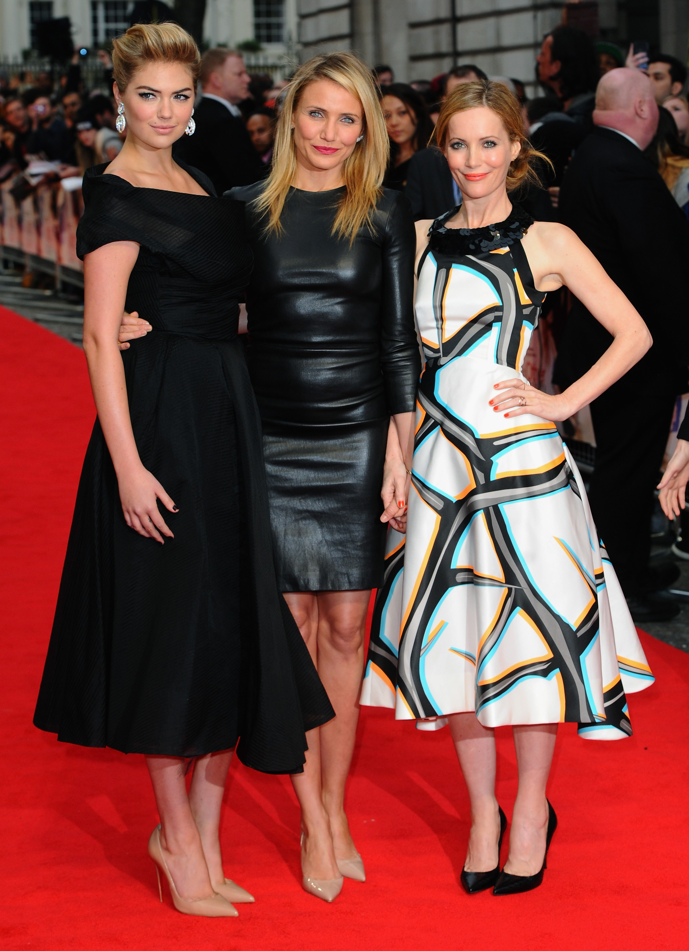 Cameron Vs Kate Vs Leslie Best Dressed Other Woman