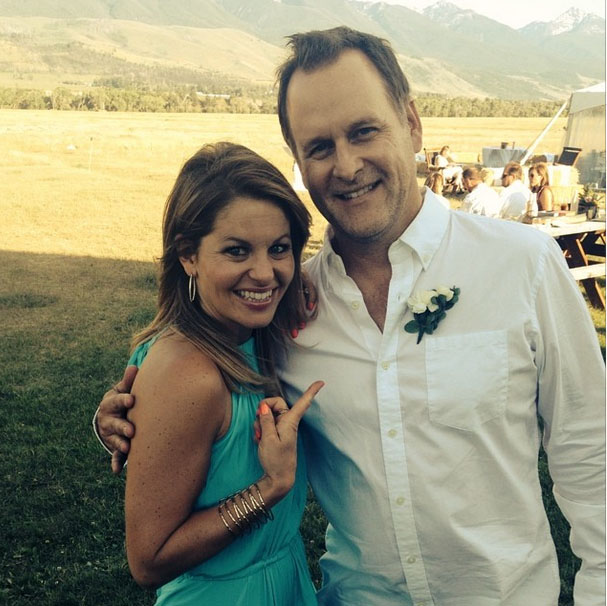 Full House Cast Reunites At Dave Coulier's Wedding!