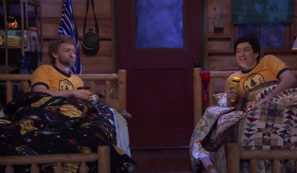 Justin Timberlake and Jimmy Fallon Skit