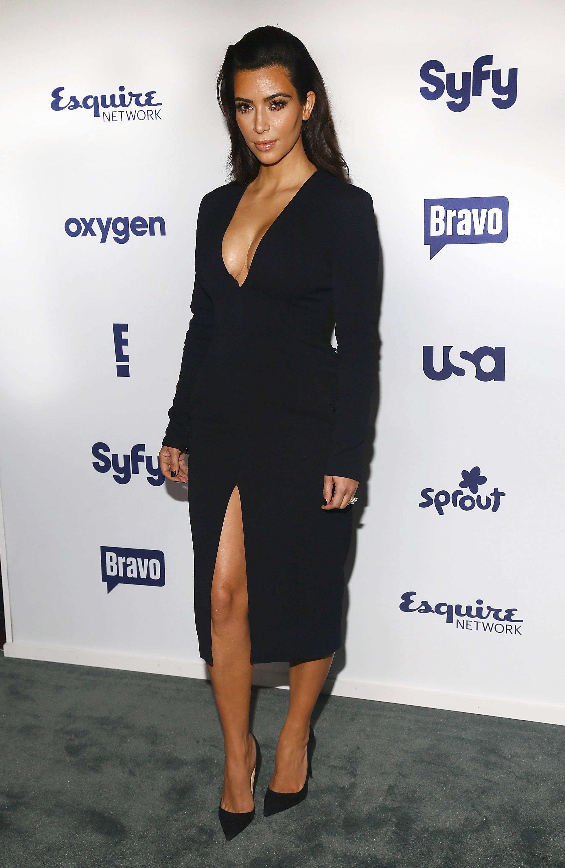 Kim Kardashian 39 S Memorable Red Carpet Looks From 2014 Star Magazine
