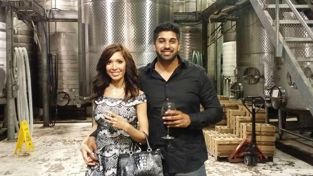 pics farrah abraham spends valentines day with new