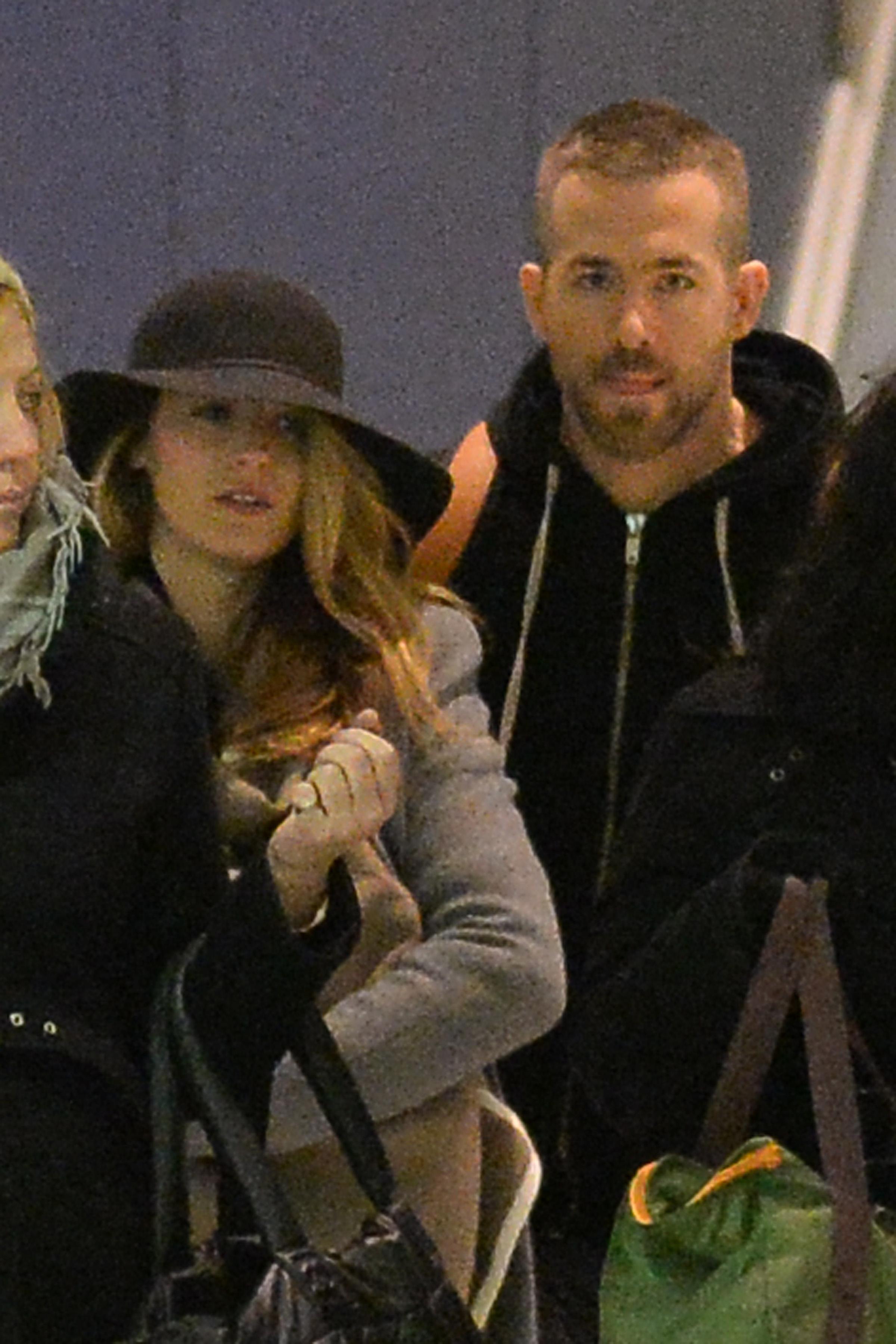 Blake Lively, Ryan Reynolds Baby