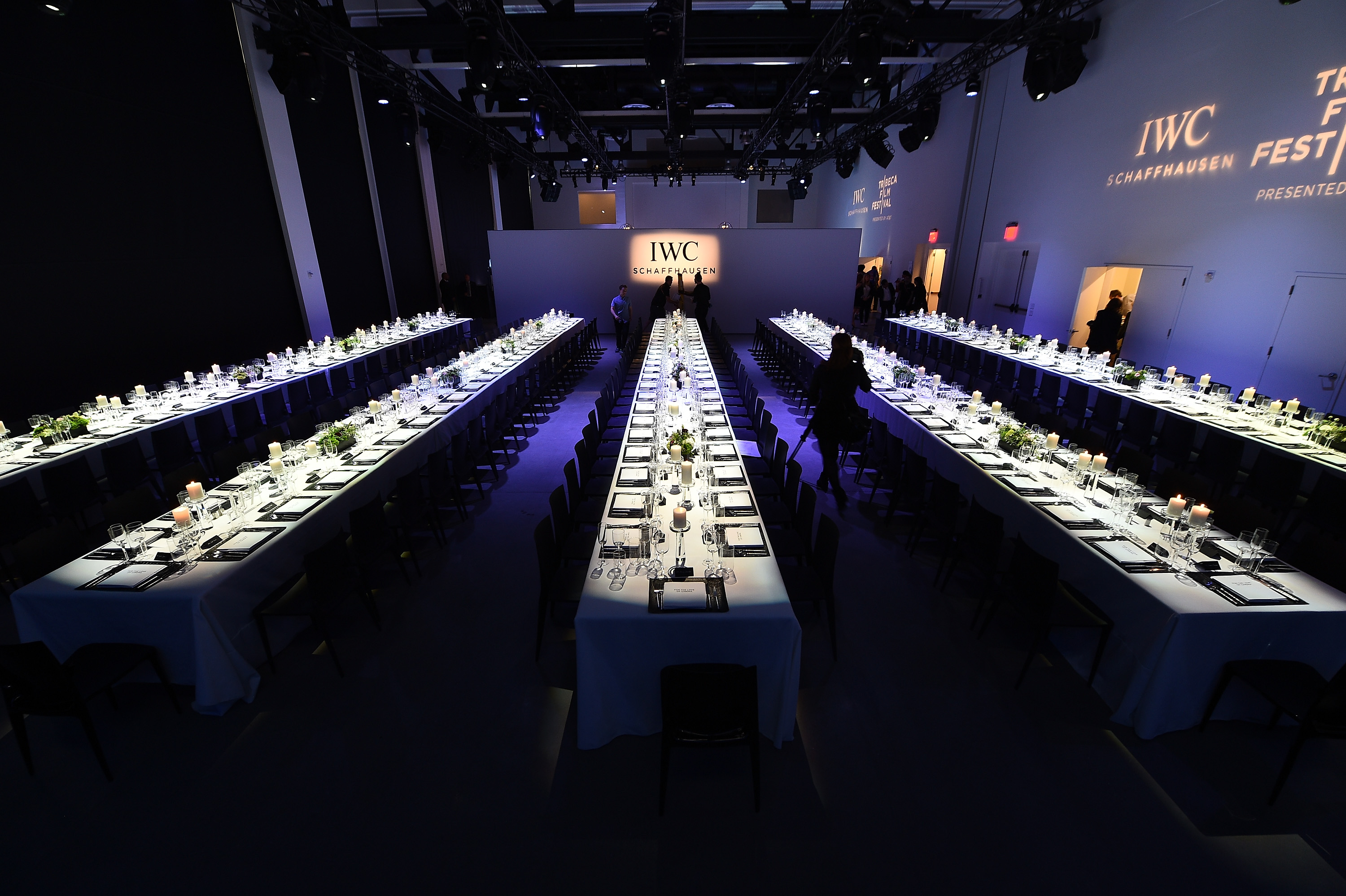 "IWC Schaffhausen Third Annual ""For The Love Of Cinema"" Gala During Tribeca Film Festival   Inside"