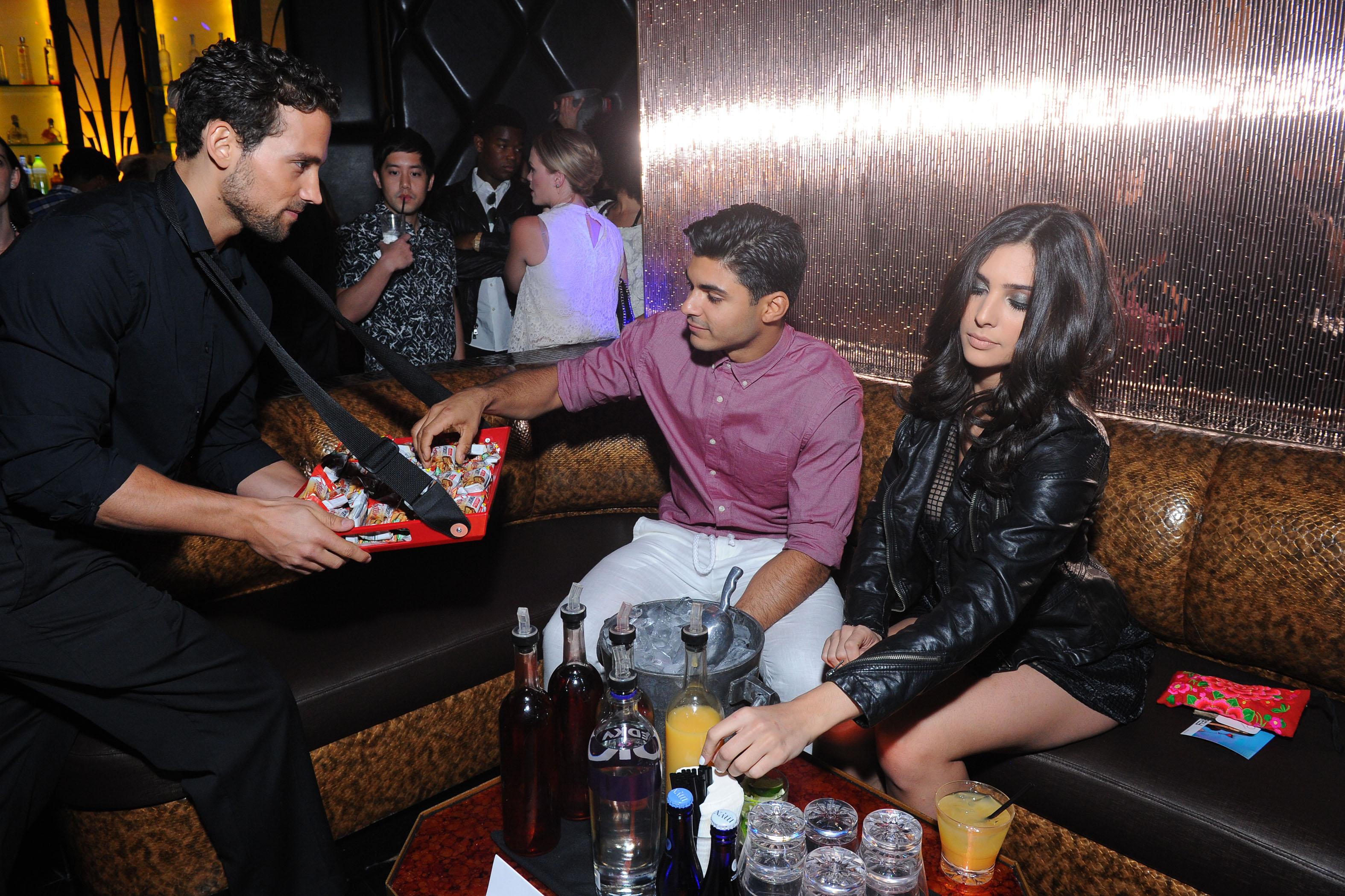 Star Hollywood Rocks! Presents Jason Derulo's Listening Party   Inside