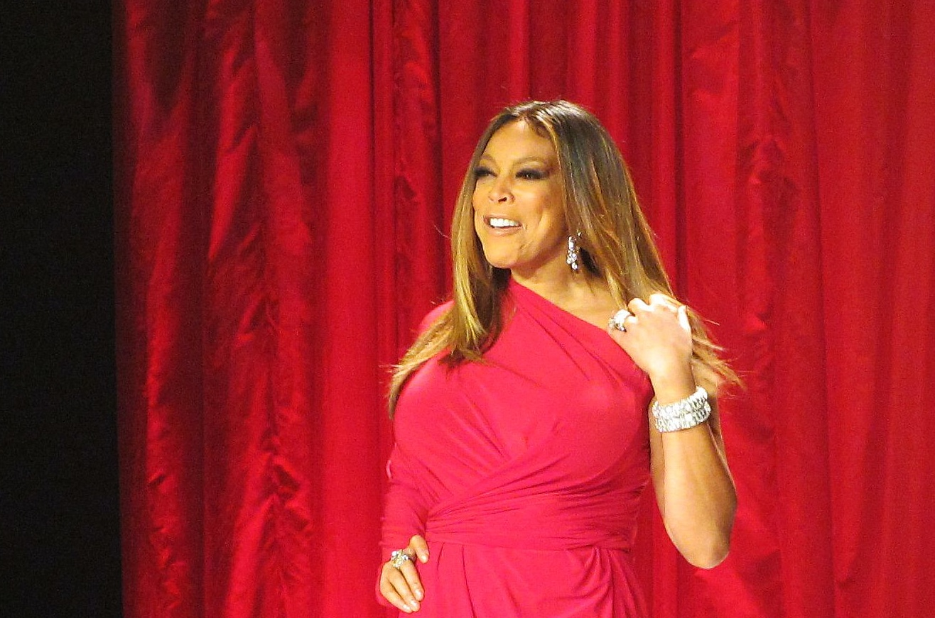 Wendy Williams coming up to her 1,000th TV episode show